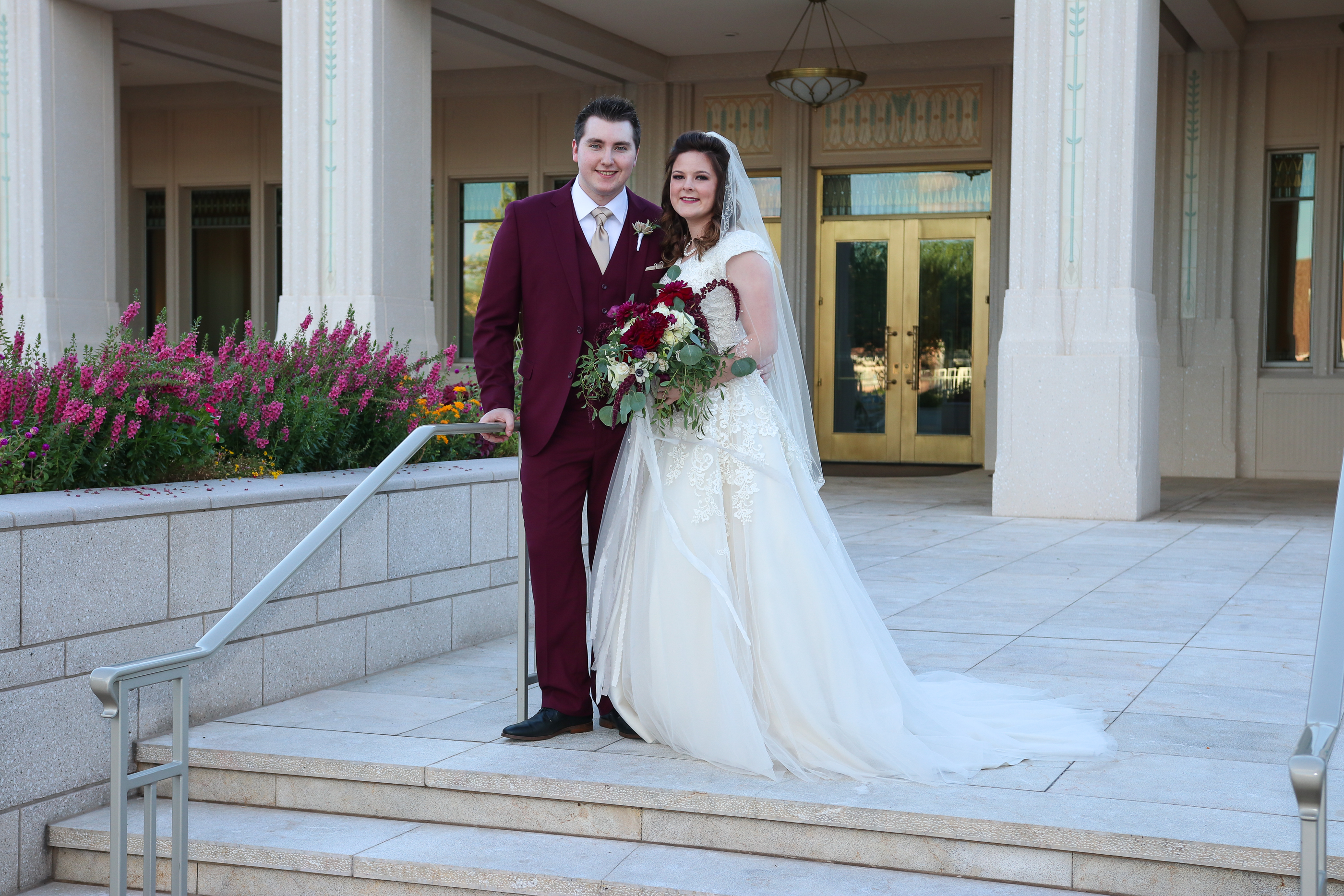 Phoenix Temple Wedding Photos-1-2