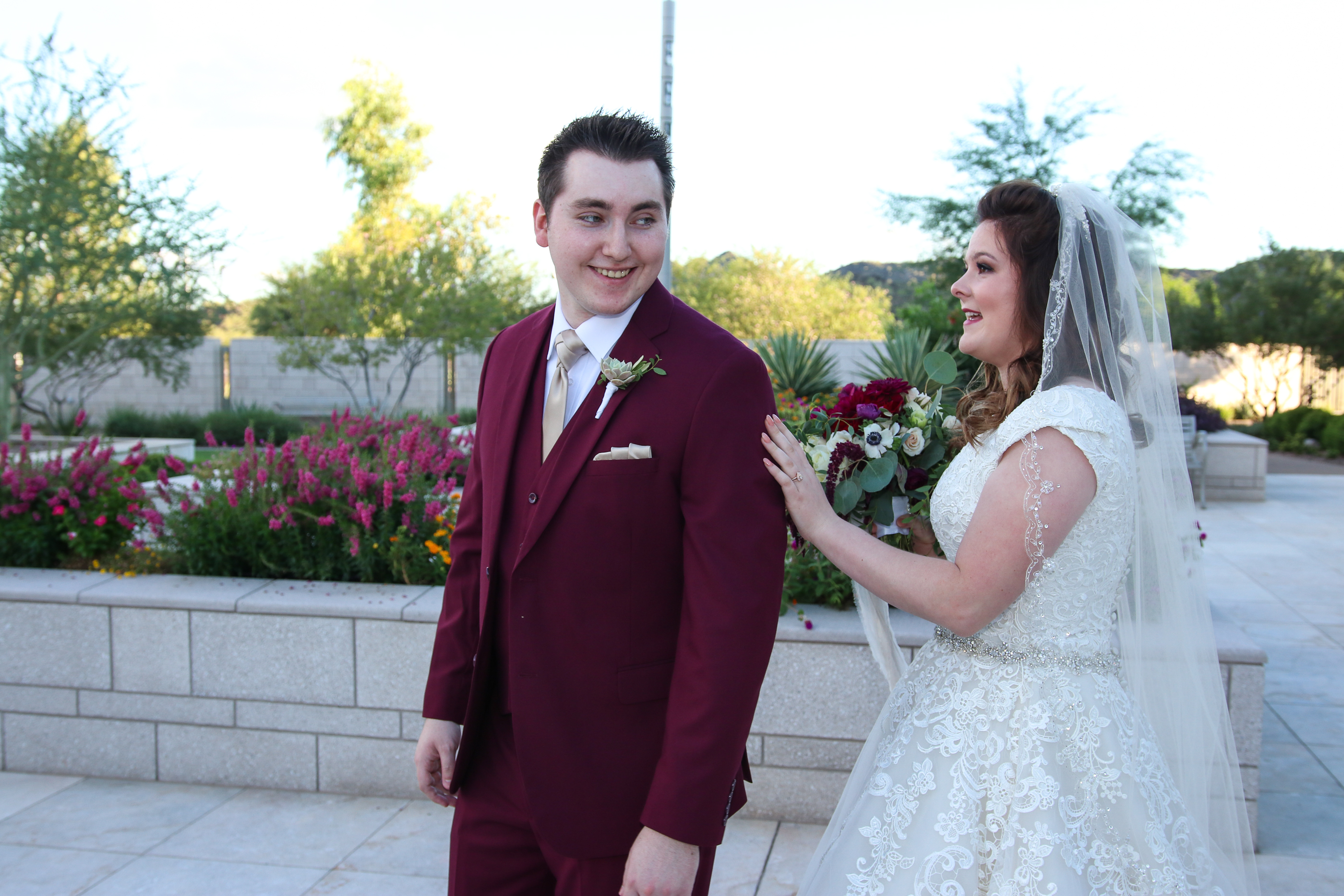 Phoenix Temple Wedding Photos-1