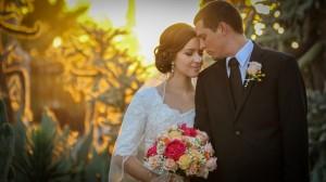 Mesa Temple Wedding Photos