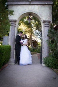 Wright House LDS Wedding Photos